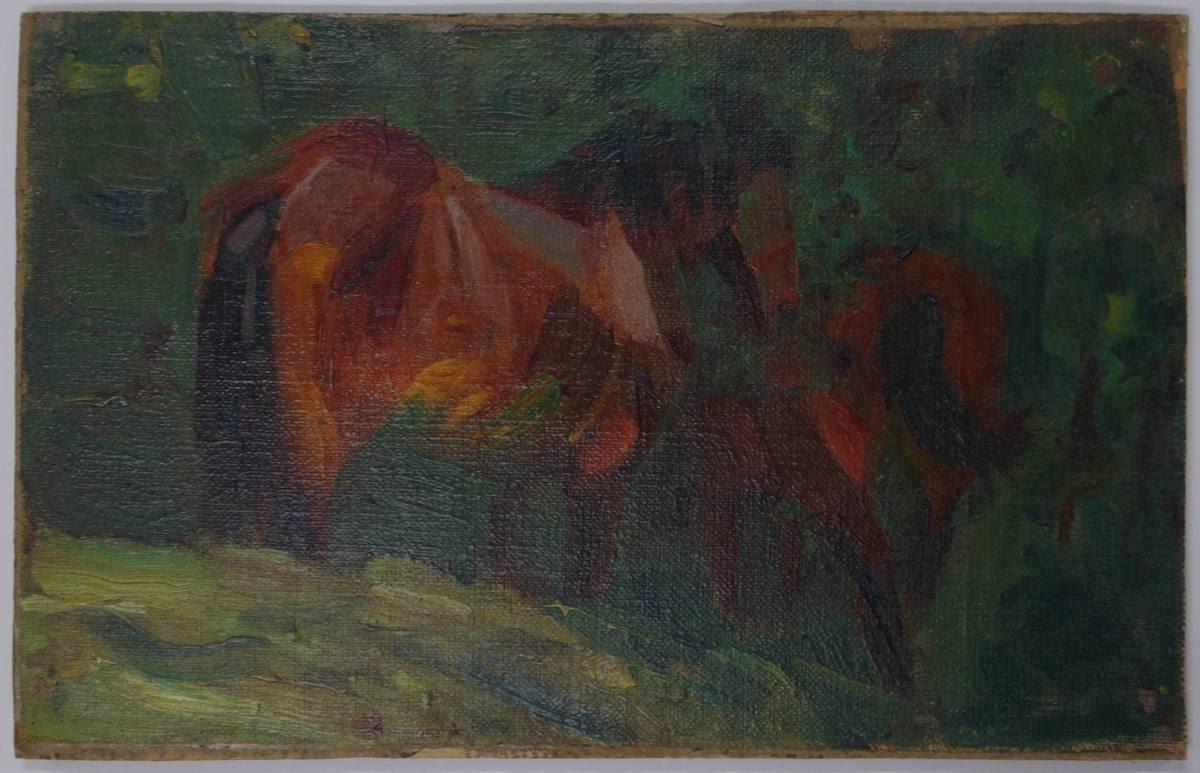 Pferdeskizze II