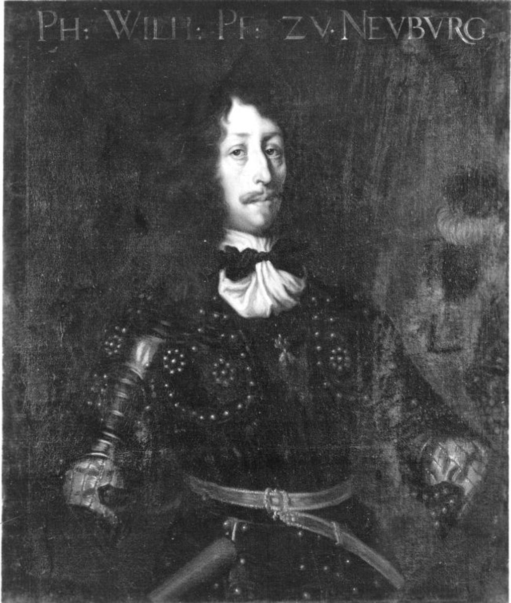 Bildnis des Philipp Wilhelm, Pfalzgraf und Herzog von Pfalz-Neuburg (1615-1690)