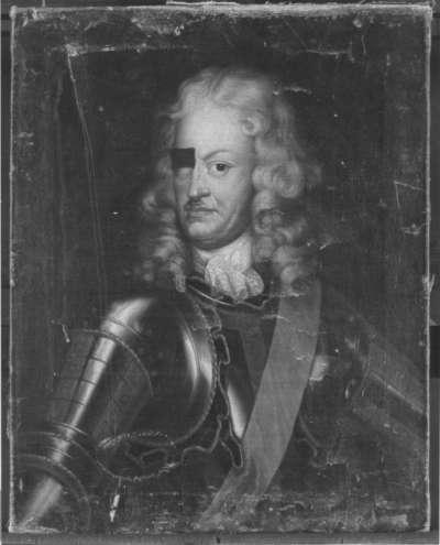 Bildnis des kaiserlichen Feldmarschalls Johann Karl I. Graf von Thüngen