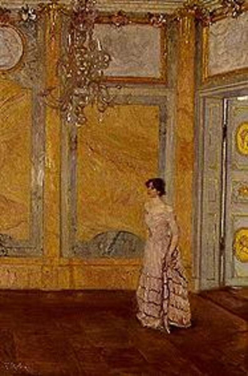 Der gelbe Saal