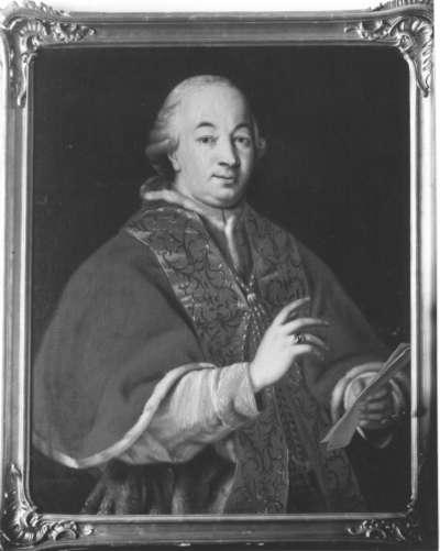 Bildnis eines Fürstbischofs von Freising