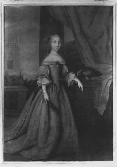Eleonore Maria Josepha von Österreich, Königin von Polen, Herzogin von Lothringen, Tochter Kaiser Ferdinands III. (1653-1697)