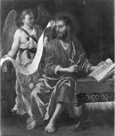 Der hl. Matthäus