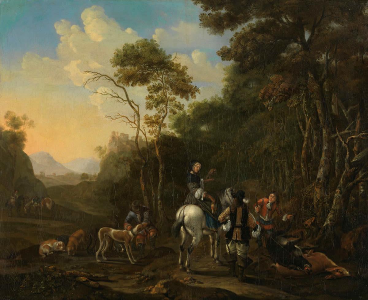 Jagdgesellschaft