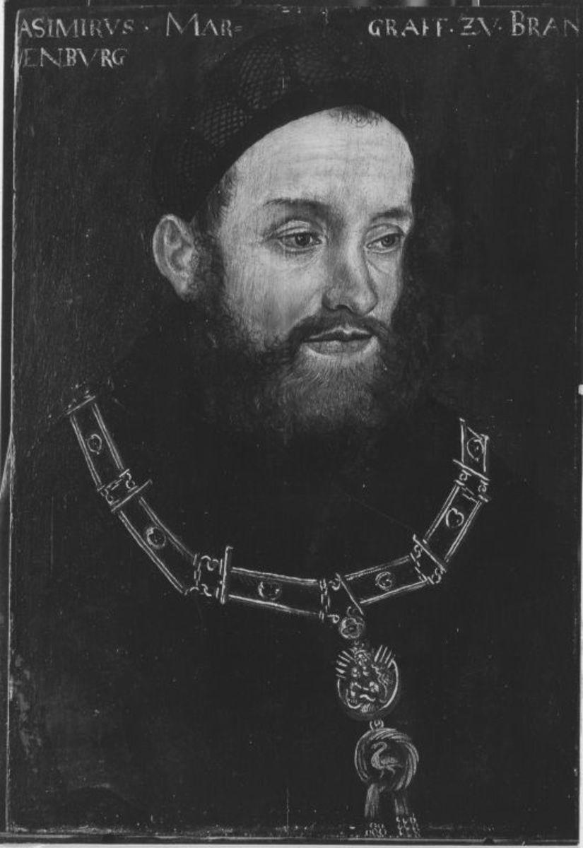 Markgraf Casimir von Brandenburg (Kopie nach Inv.-Nr. 3210)
