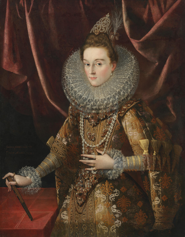 Infantin Isabella Clara Eugenia von Spanien