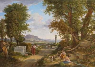 Die Erfindung des korinthischen Kapitells durch Kallimachos