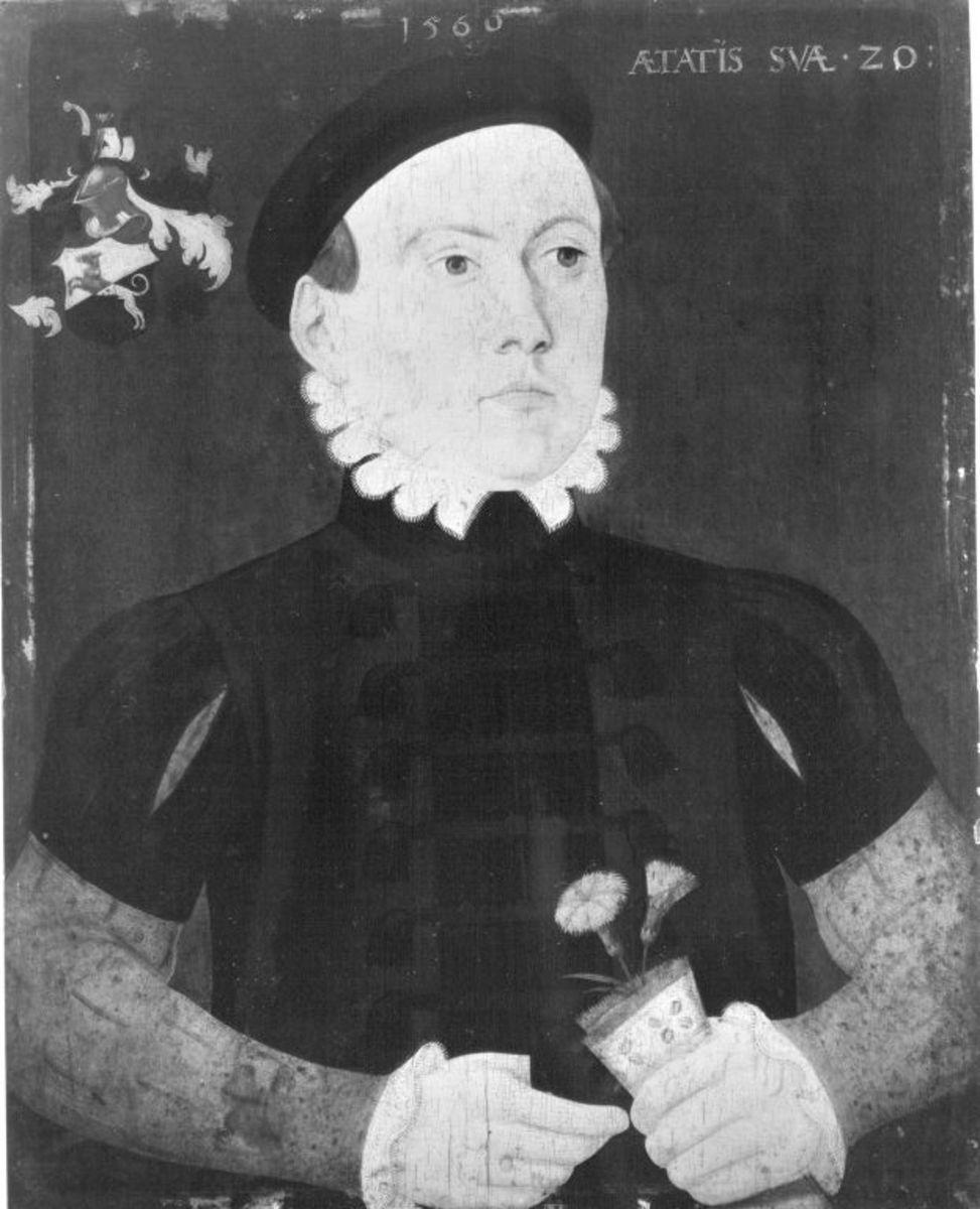 Bildnis eines zwanzigjährigen Mannes