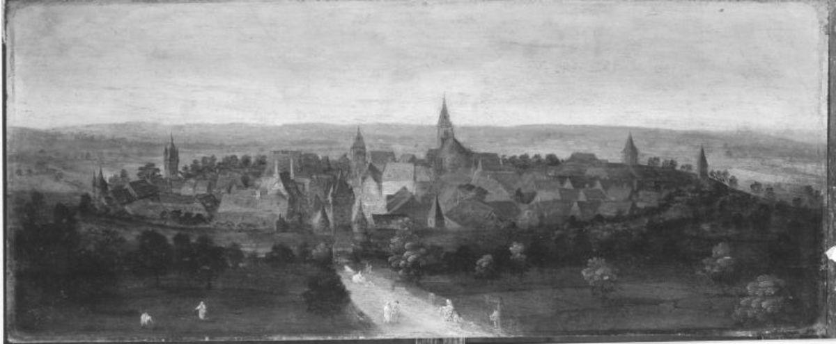 Ansicht von Kirchberg im Hunsrück