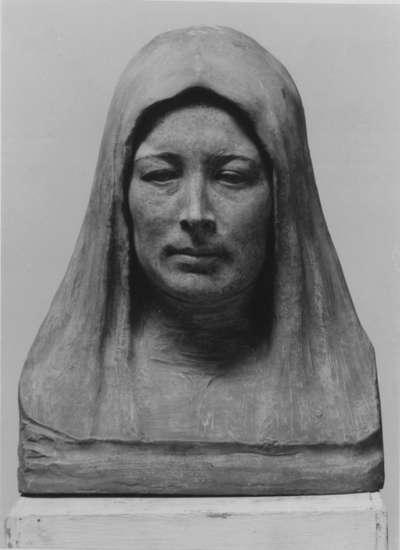 Bildnis einer unbekannten Nonne
