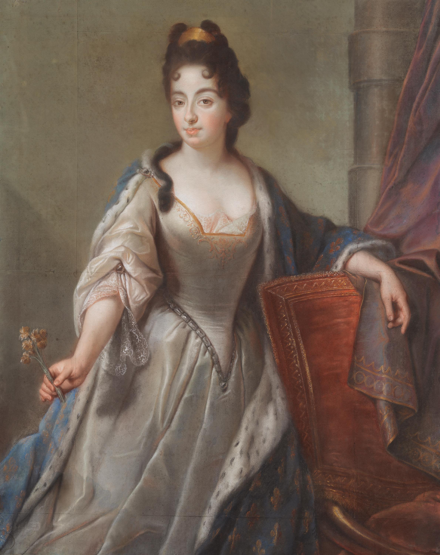 Bildnis der Maria Anna Christine von Bayern, Dauphine von Frankreich (1660-1690)