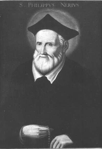 Bildnis des hl. Philippus Neri
