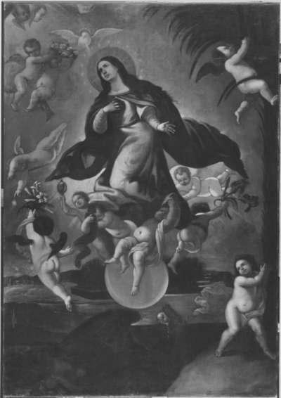 Maria, die unbefleckt Empfangene