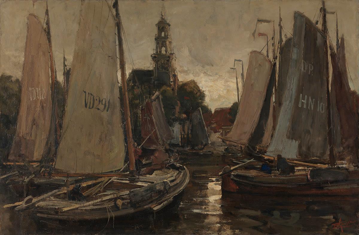 Hafen zu Hoorn