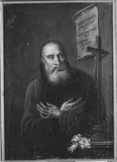 Mönch Bernhard