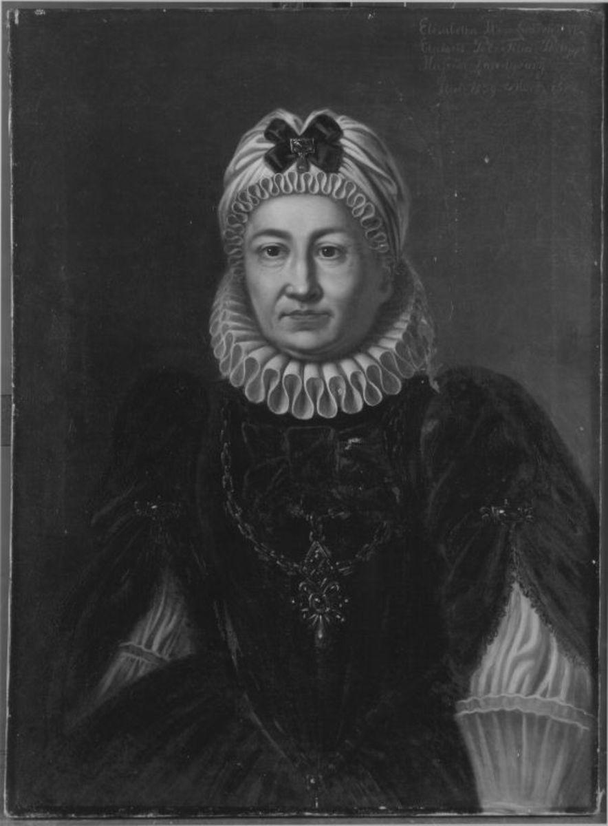 Elisabeth (1539-1582), Tochter des Landgrafen Philipp I. von Hessen, Gemahlin Ludwigs VI., Kurfürsten von der Pfalz seit 1560