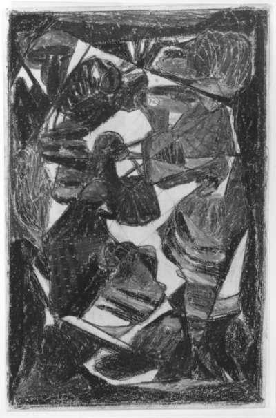 Komposition mit Figuren