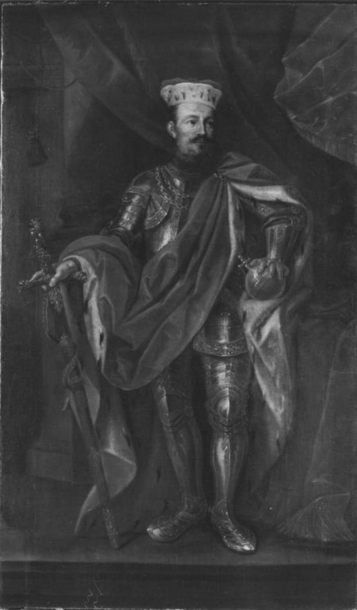 Bildnis des Kurfürsten Ludwig III. der Bärtige von der Pfalz