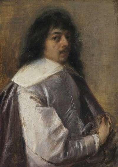 Bildnis eines unbekannten Mannes