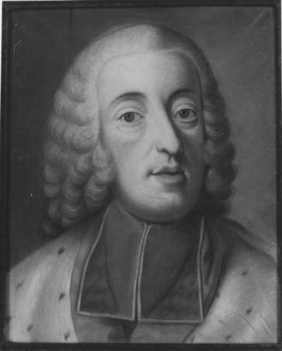 Bildnis des Johann Theodor von Bayern, Bischof von Regensburg und Freising, Fürstbischof von Lüttich (1703-1763)