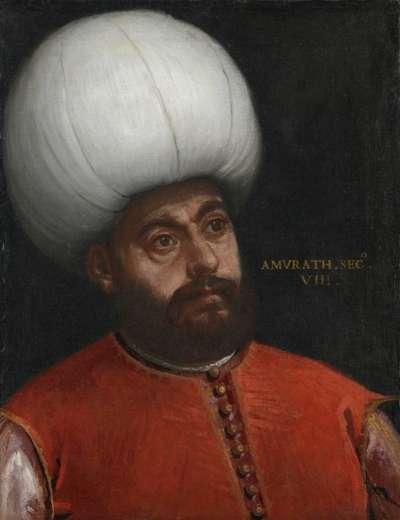 Sultan Murad II.