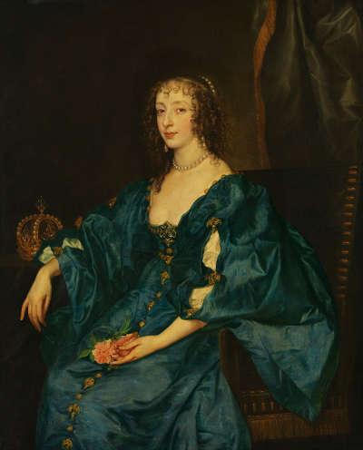 Königin Henrietta Maria von England