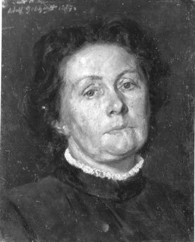 Die Mutter des Künstlers