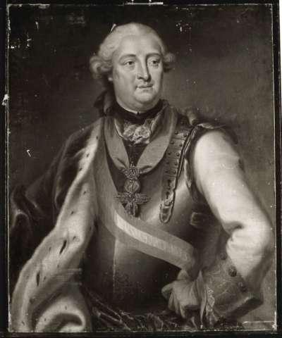 Bildnis des Karl August von Pfalz-Zweibrücken-Birkenfeld
