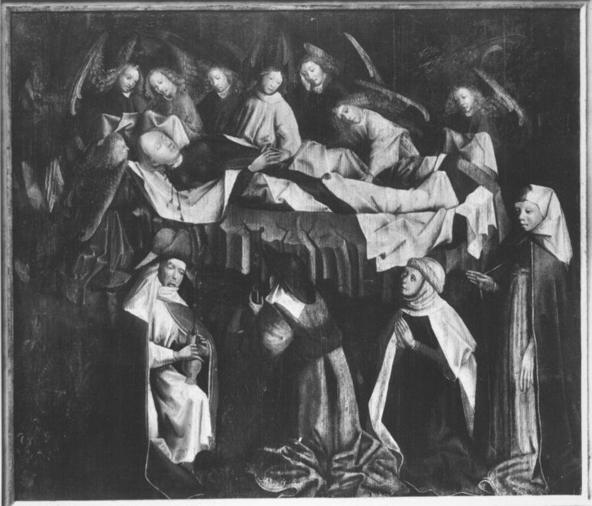 Bestattung der hl. Katharina
