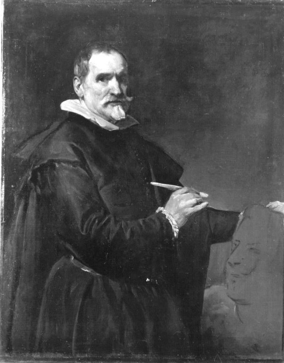 Der Bildhauer Martînez Montanés (nach Velázquez)