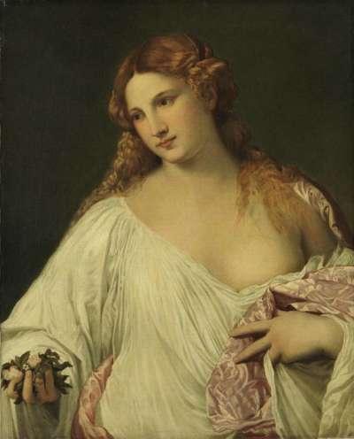 Flora (nach Tizian)