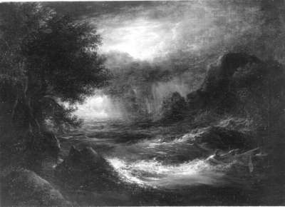 Der schiffbrüchige Odysseus