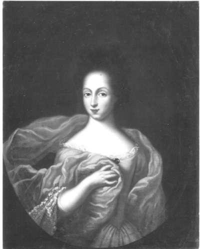 Prinzessin Hedwig Sophie, Tochter Karls XI. von Schweden
