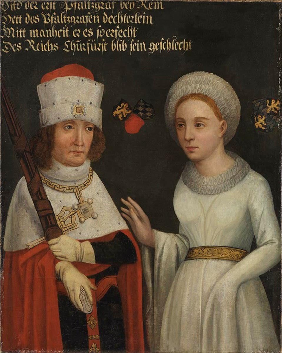 Otto der I. der Erlauchte, Herzog von Bayern und Pfalz