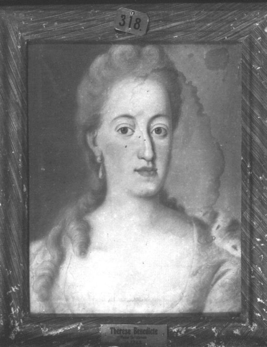 Maria Amalia, Gemahlin des Kurfürsten Karl Albrecht von Bayern