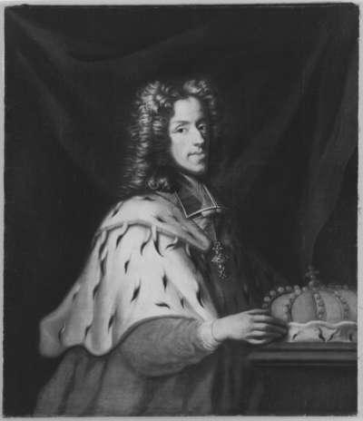 Bildnis des Kurfürsten und Erzbischofs Joseph Clemens von Köln