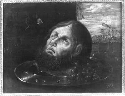 Das Haupt Johannes des Täufers