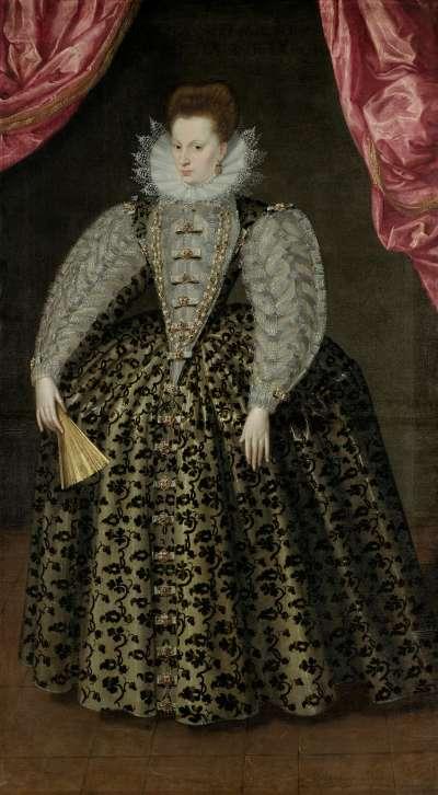 Elisabeth Renata von Lothringen, Gemahlin Kurfürst Maximilians I. von Bayern