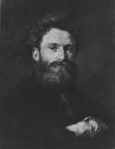 Der Bildhauer Karl Friedrich Moest
