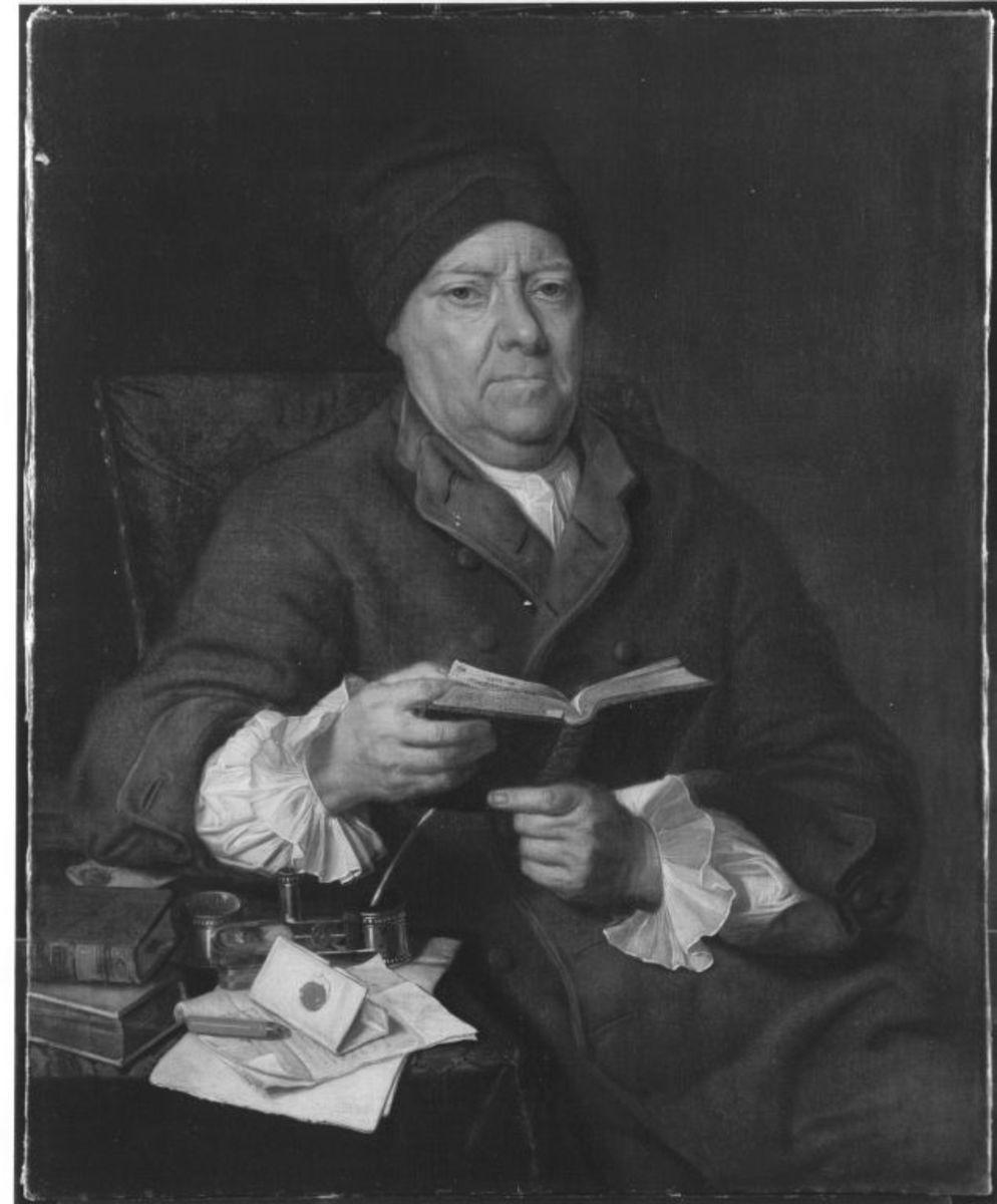 Louvier, Geheimer Sekretär Christians II. von Zweibrücken