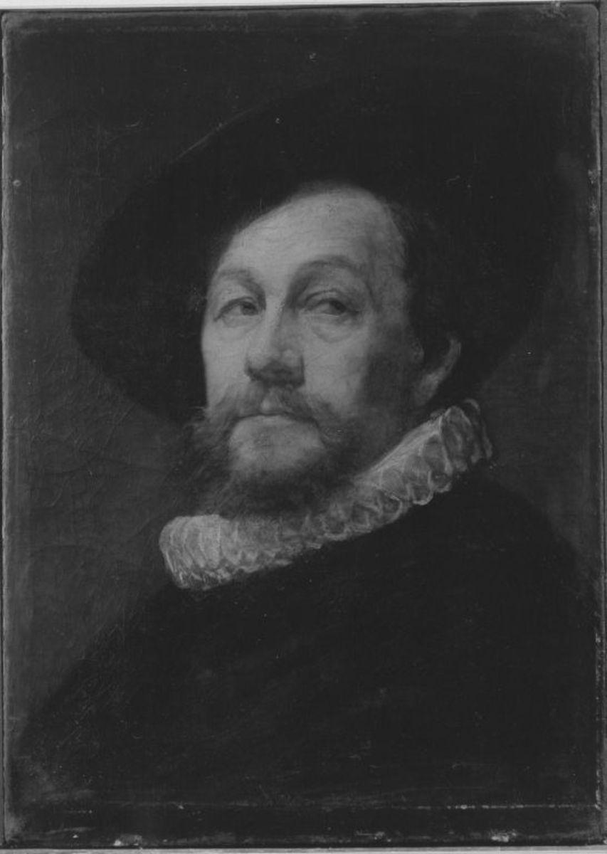 Bildnis eines Mannes in niederländischer Tracht