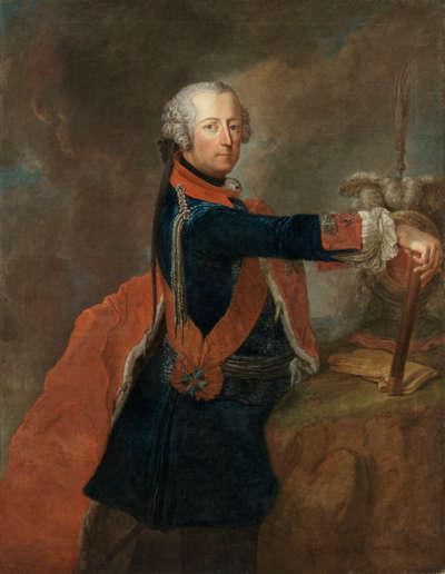 König Friedrich der Große von Preußen