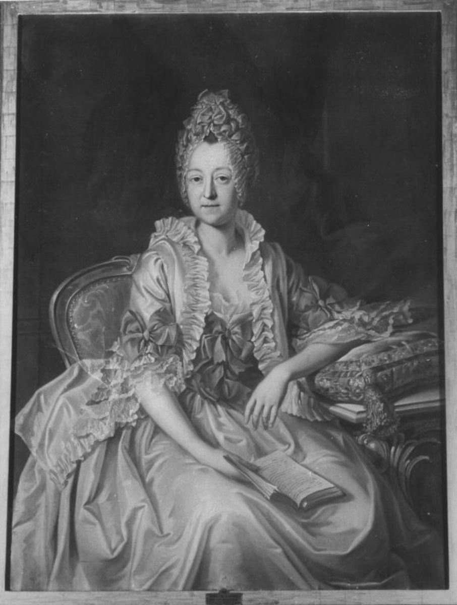 Markgräfin Friederike Caroline von Sachsen-Coburg