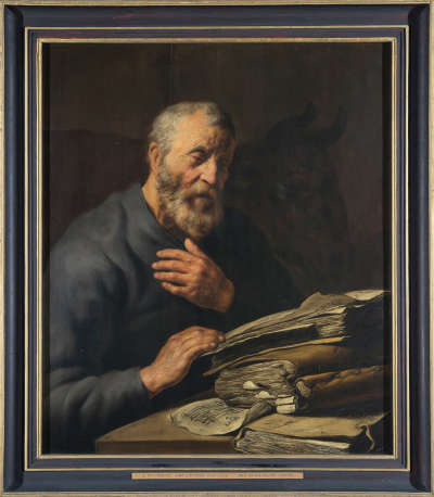 Der Evangelist Lukas