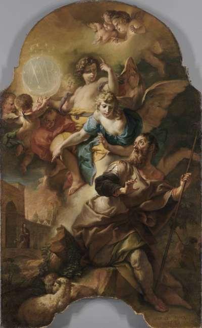 Verkündigung an den hl. Joachim
