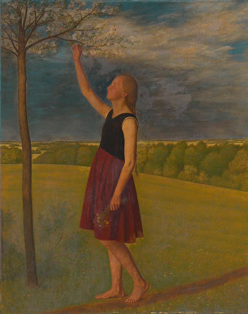 Im Frühling (Frühling II)
