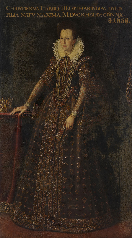 Christine, Tochter Karls III. von Lothringen