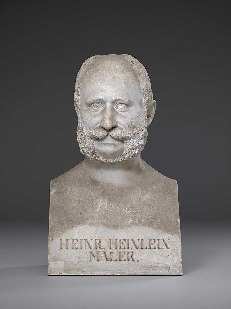 Der Landschaftsmaler Heinrich Heinlein (1803 - 1885)