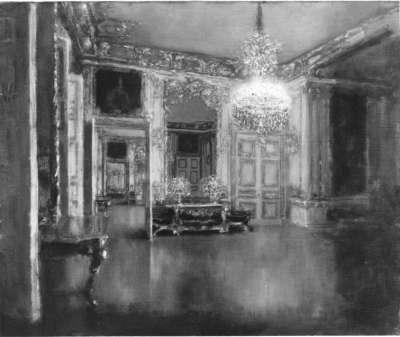 Saal im Schloss zu Versailles
