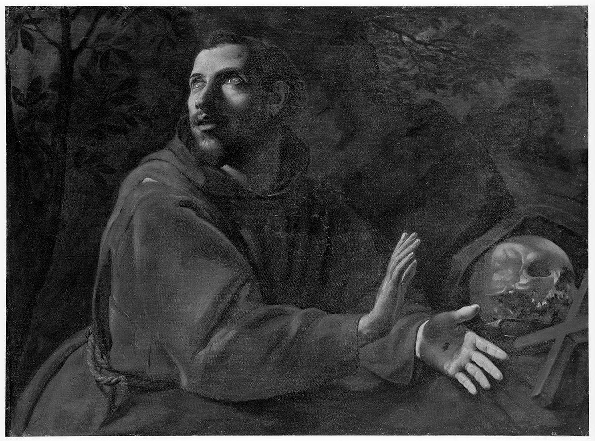 Hl. Franziskus in Ekstase